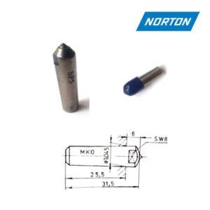 obciągacz diamentowy Norton