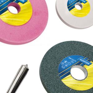 Ściernice ceramiczne i obciągacze diamentowe Norton